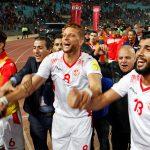 La Tunisie célèbre sa qualification en Mondial 2018