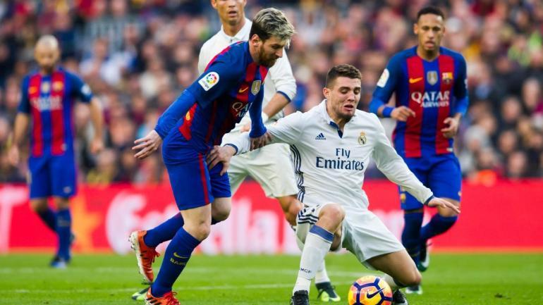 Classico, Messi