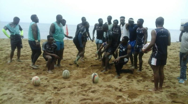 Rugby Club Okapi, Beach Rugby