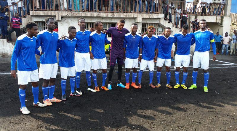 Jeunesse Sportive Groupe Bazano en match