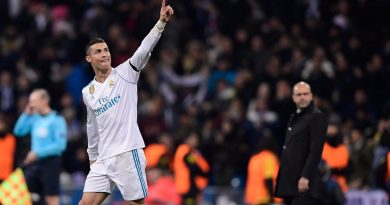 Cristiano Ronaldo a marqué deux but en match retour en Ligue des Champions contre le PSG