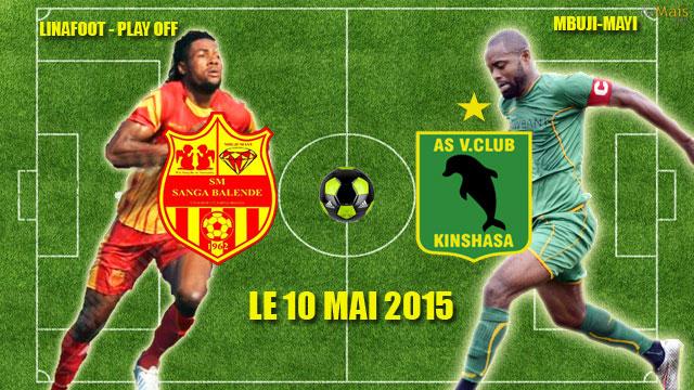 SM Sanga Balende en Ligue 1