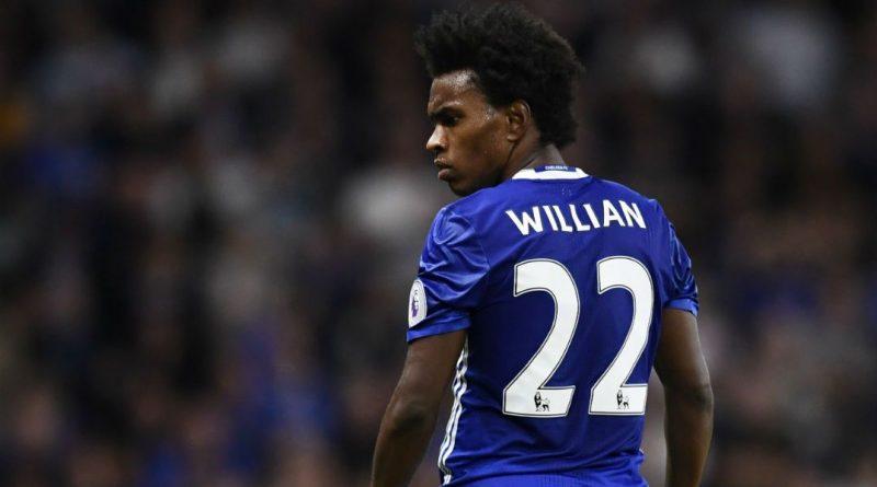 William joueur clé du Chelsea