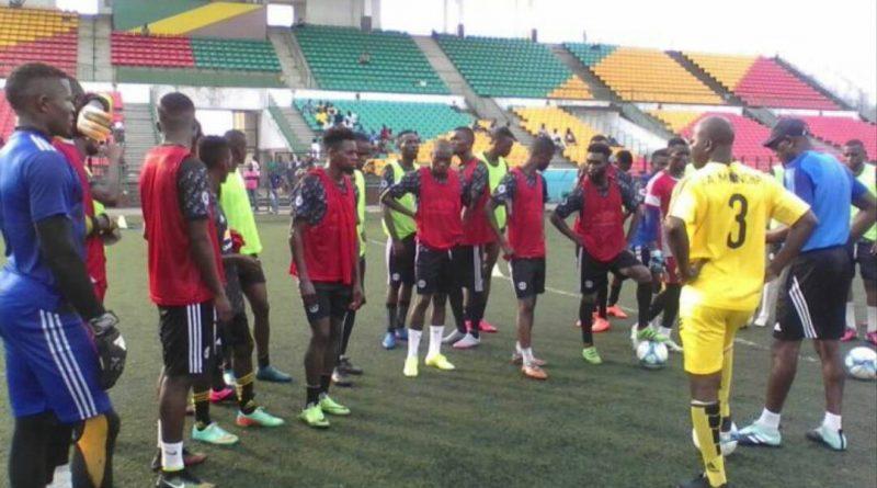 le Club Sportif La Mancha du Congo (Brazzaville)