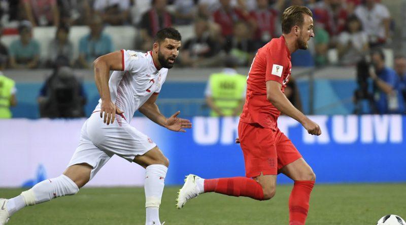 Tunisie Angleterre Mondial