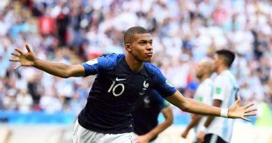 Russie 2018: La France, de Mbappé, en quart, l'Argentine de Messi éliminée (4-3)