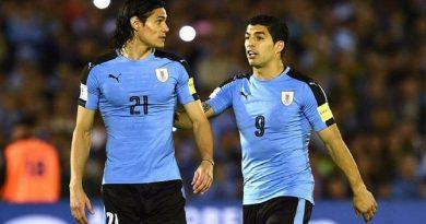 Uruguay Mondial 2018