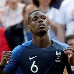 Pogba France Mondial 2018