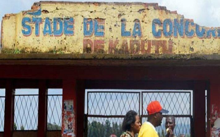 Bukavu: le stade de la Concorde n'abritera pas les matches de la linafoot